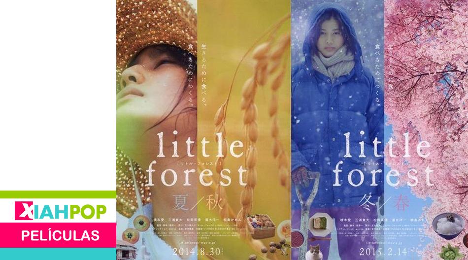 [Películas] Little Forest: En dialogo con la Naturaleza
