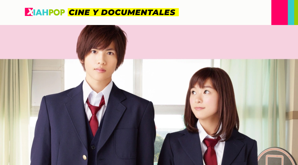 [Cine japonés] Senpai to Kanojo el live action del shoujo
