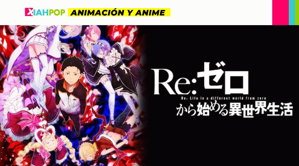 «Re: Zero…» una nueva vida, un mundo diferente