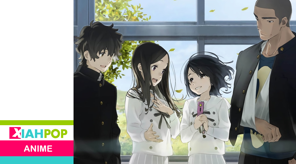 [Anime] Kokoro ga Sakebitagatterunda «El himno del corazón»