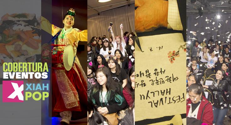 Más de 1500 personas pasaron por Festival Hallyu: Edición K-Food & Show