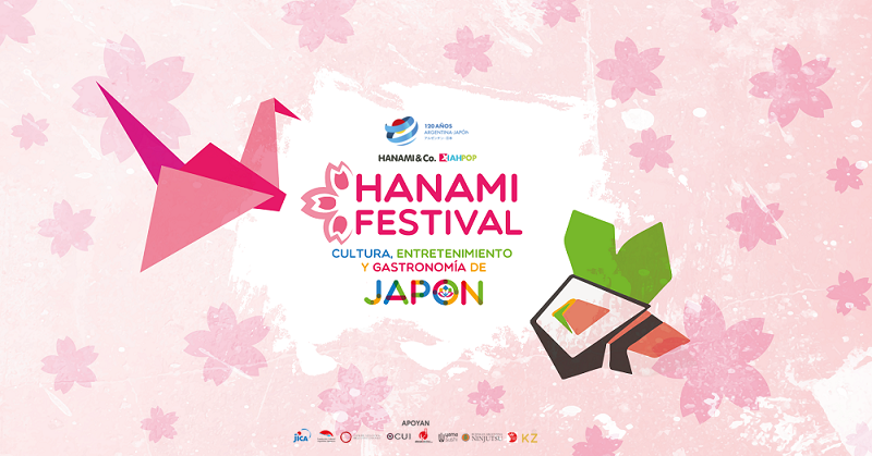 [EVENTO] Hanami Festival: Cultura, Entretenimiento y Gastronomía de Japón