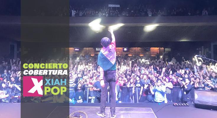 """MIYAVI """"DAY2"""" WORLD TOUR 2018 en Mexico"""