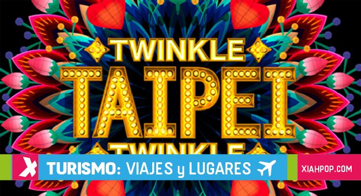Festival de las Linternas en Taipei 2019: «Twinkle Taipei Twinkle»