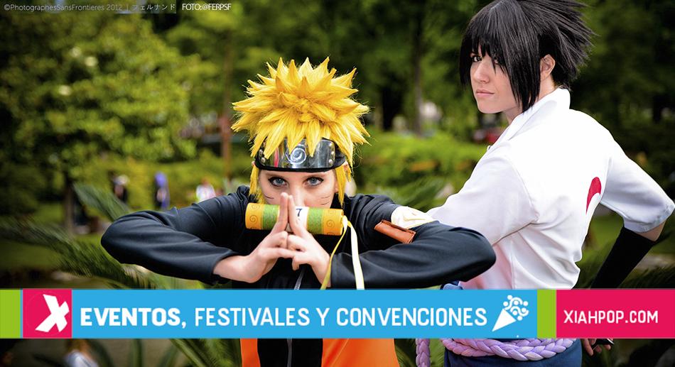 Anime Friends: el evento de manga y anime más grande de Argentina