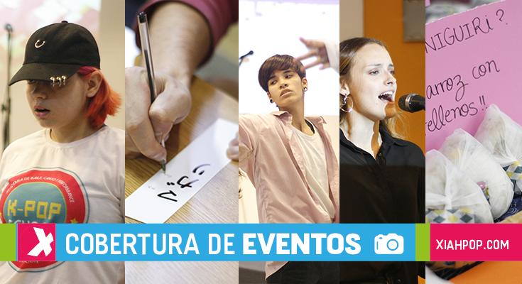 Feria del Mundo CUI: compartiendo cultura