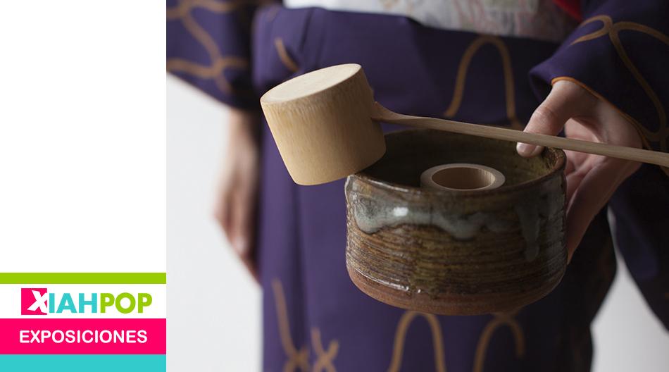 Chadō, el camino del té. Exhibición en el Museo Oriental