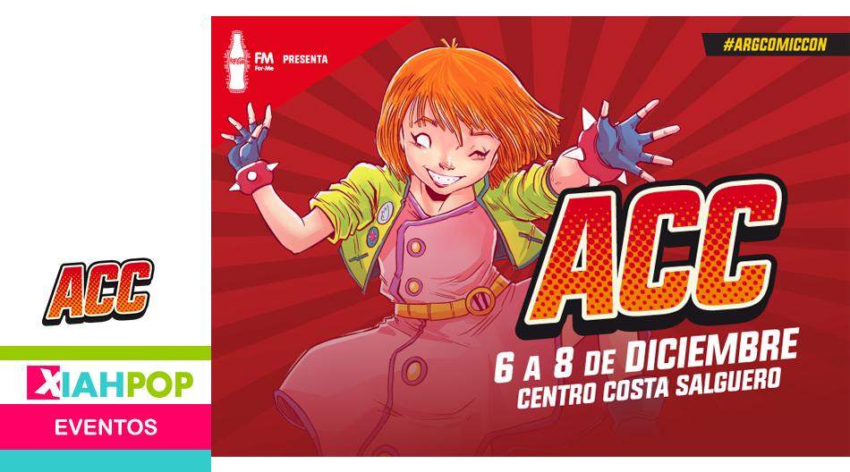 Argentina Comic Con 12ª Edición