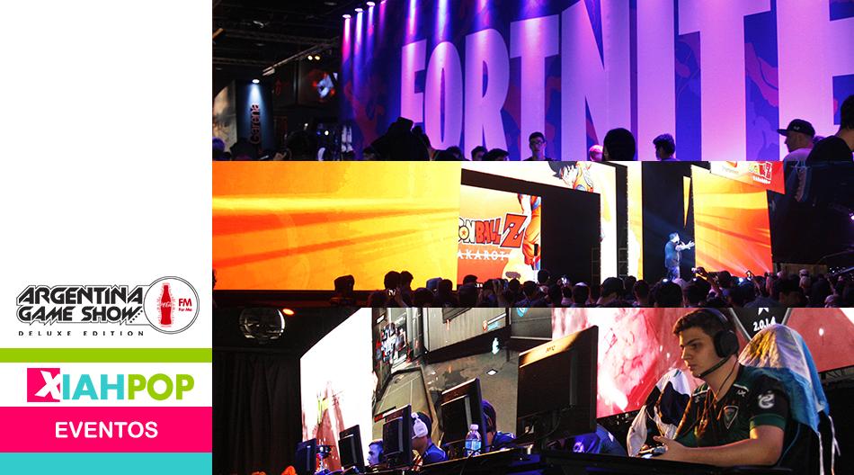 ¡Más de 35.000 personas disfrutaron del Argentina Game Show 2019!