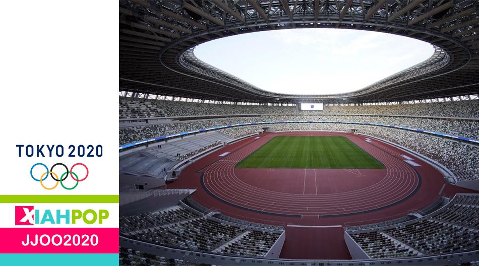 ¡Increíble estadio olímpico de Tokio para los Juegos de 2020!