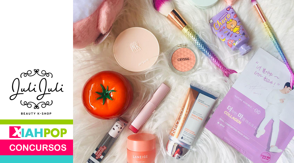 [Concurso] Ganá una orden de compra en la tienda JuliJuli Beauty K-Shop