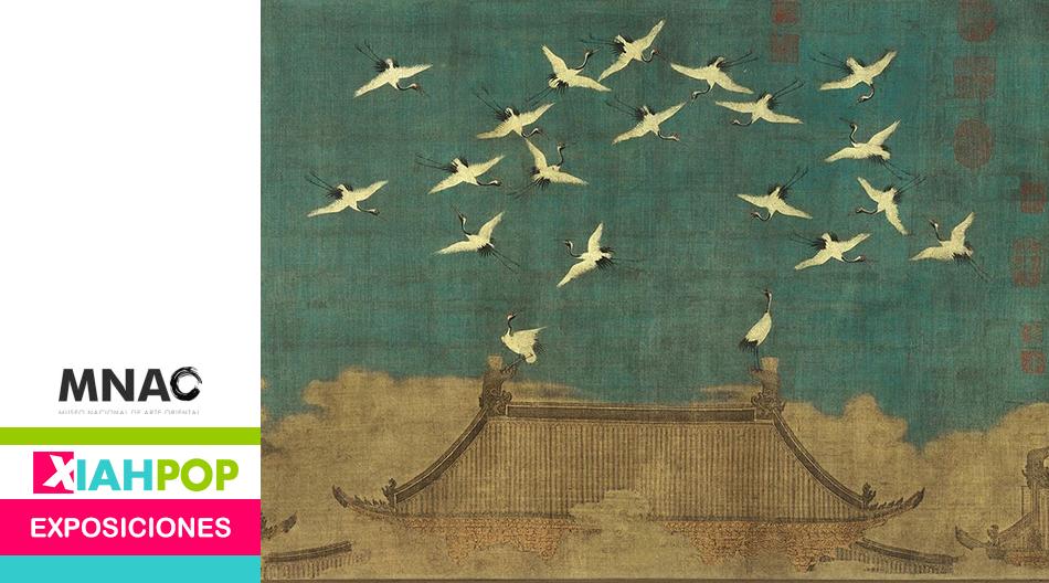 Muestra en el Museo Oriental: Las grullas del buen augurio