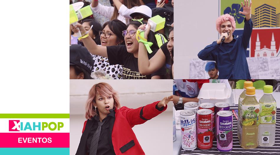 KOREAN INVASION 2: música en vivo y mucho K-POP