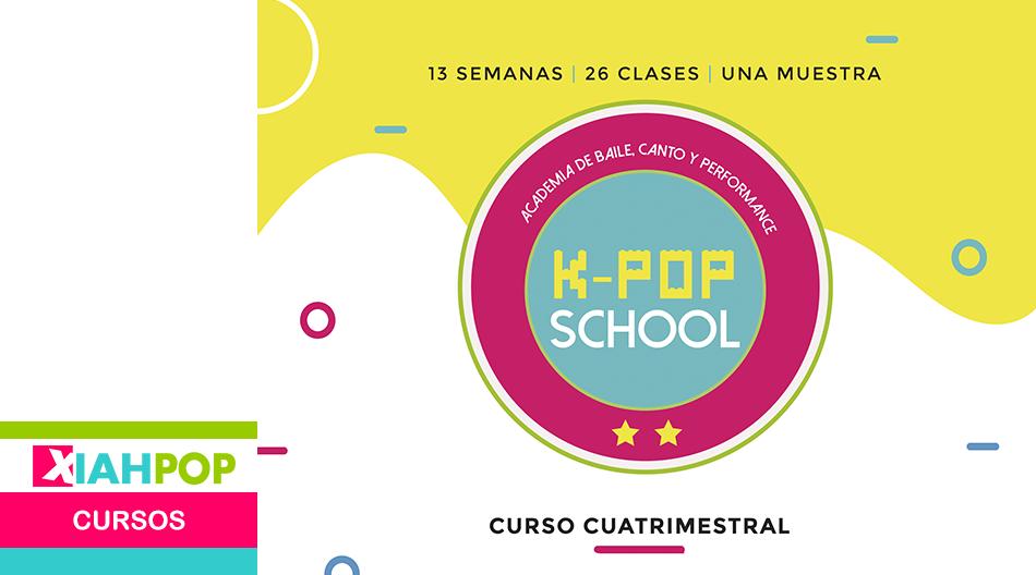 ¡Abre la inscripción para K-pop School 2020!