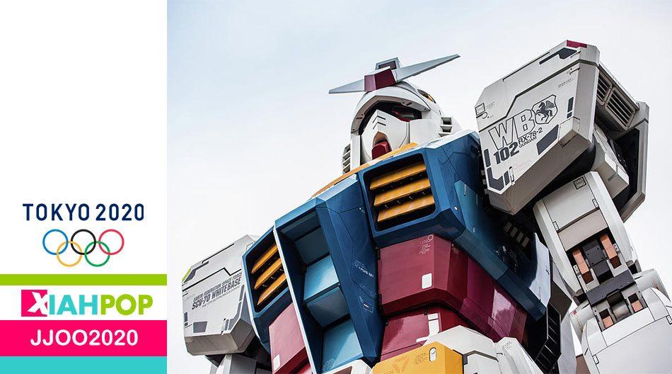 Un robot Gundam de 20 metros caminará por Japón