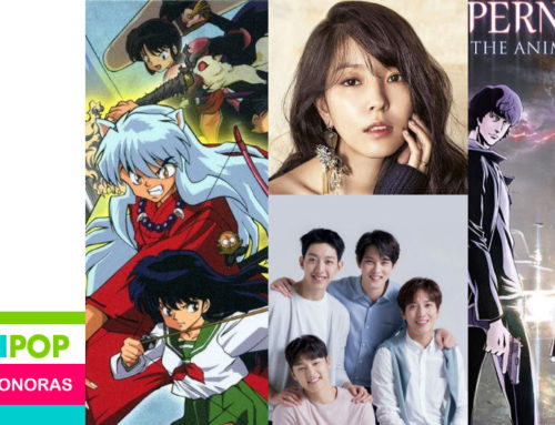 Canciones de anime interpretadas por Idols de K-Pop