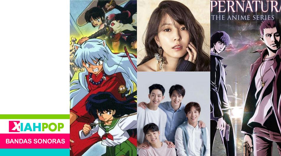 Canciones de anime interpretadas por Idols de K-Pop