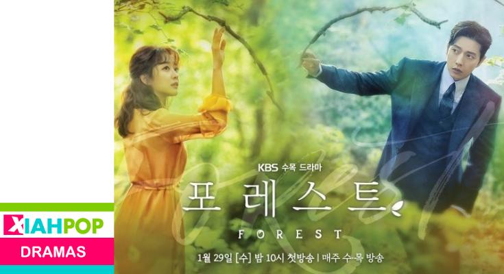 [K-Dramas] Estrenos: «Forest» con Park Hae Jin