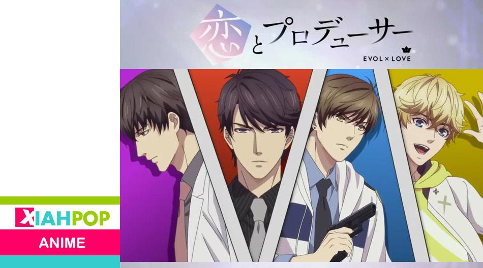 """¡El videojuego """"Mr. Love Queen's Choice"""" tendrá anime!"""