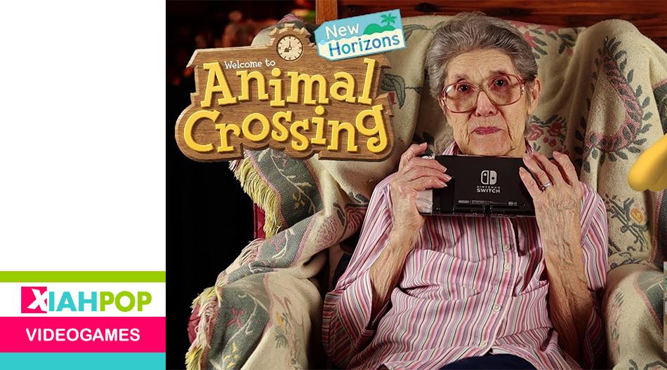 ¡Animal Crossing furor entre personas de todas las edades!