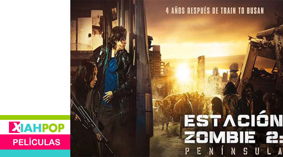 Se revela el trailer «Train to Busan 2: Península»