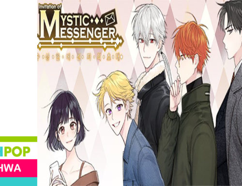 Se lanza el webcomic de Mystic Messenger
