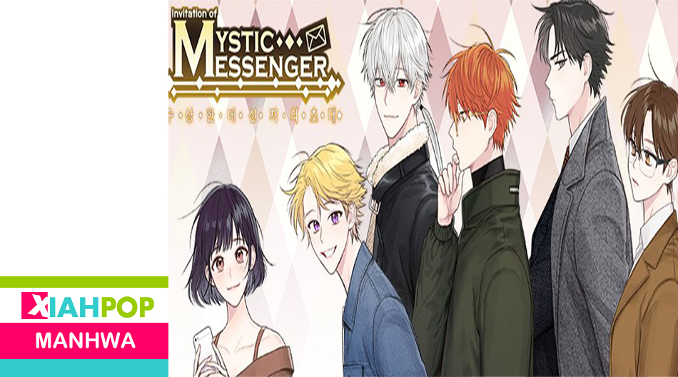 Mystic Messenger webcomic_xiahpop