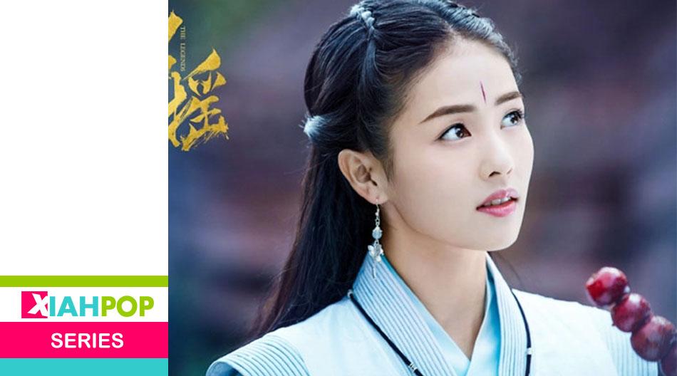 Series protagonizadas por Bai Lu