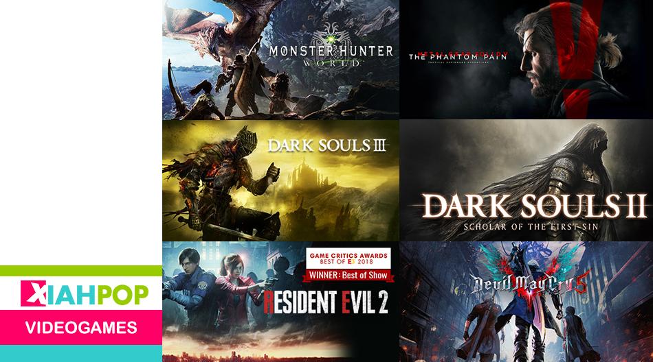 ¡Ofertas de videojuegos para celebrar la Golden Week de Japón!