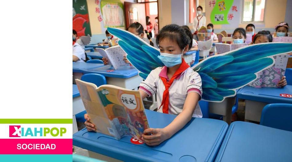 China abre sus alas para el regreso a clases