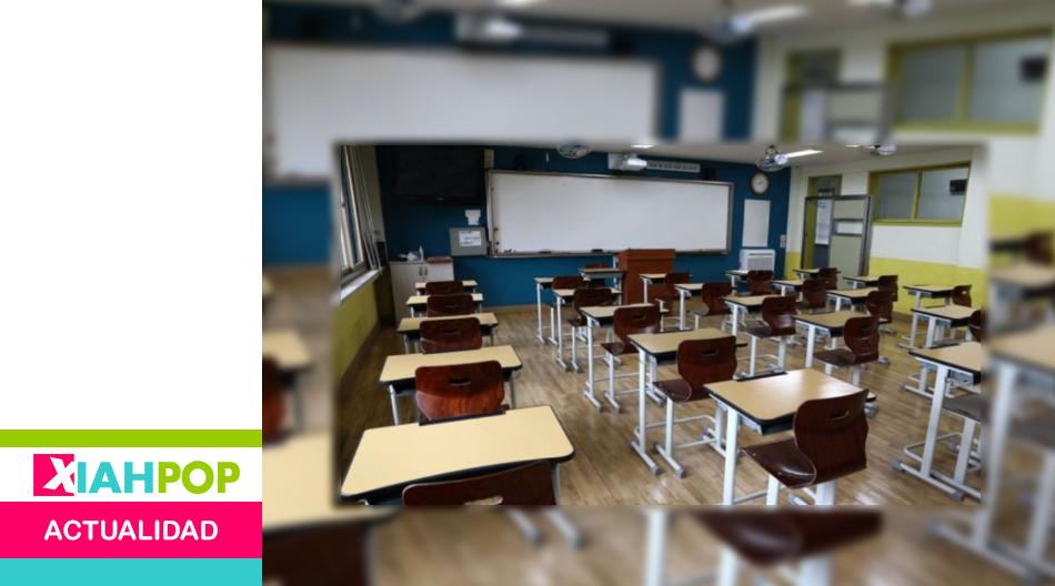 Corea del Sur cierra colegios debido a nuevo brote de COVID-19