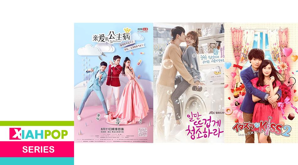 Dramas asiáticos basados en exitosas novelas y mangas