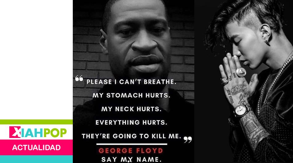 Jay Park dona a «Black Lives Matter» y repudia el asesinato de George Floyd