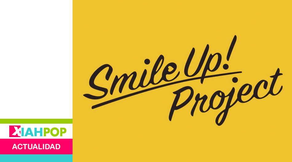 """Smile Up! Project"" de Johnny's en apoyo en la lucha contra el COVID-19"