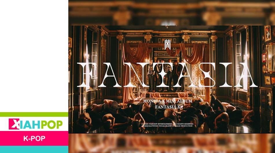 Fantasía X: El regreso de Monsta X.