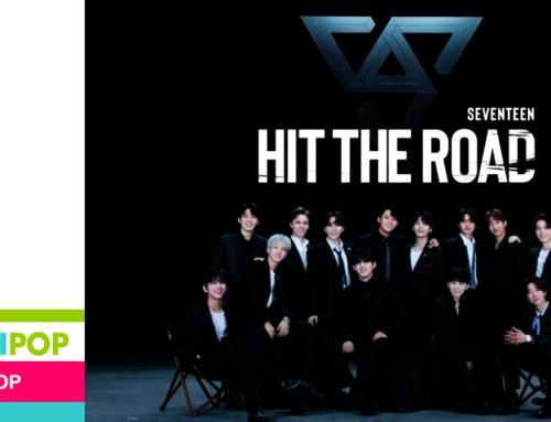 SEVENTEEN: HIT THE ROAD, el documental que estrenará el grupo en mayo.