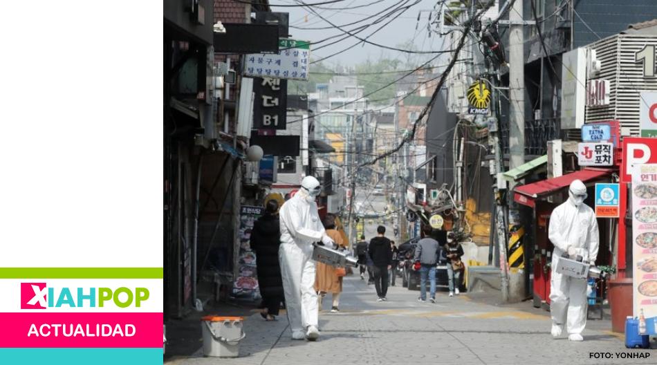 Masivo nuevo brote de COVID-19 en Seúl