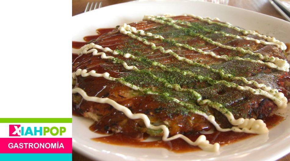 ¿Cómo hacer Okonomiyaki en casa?