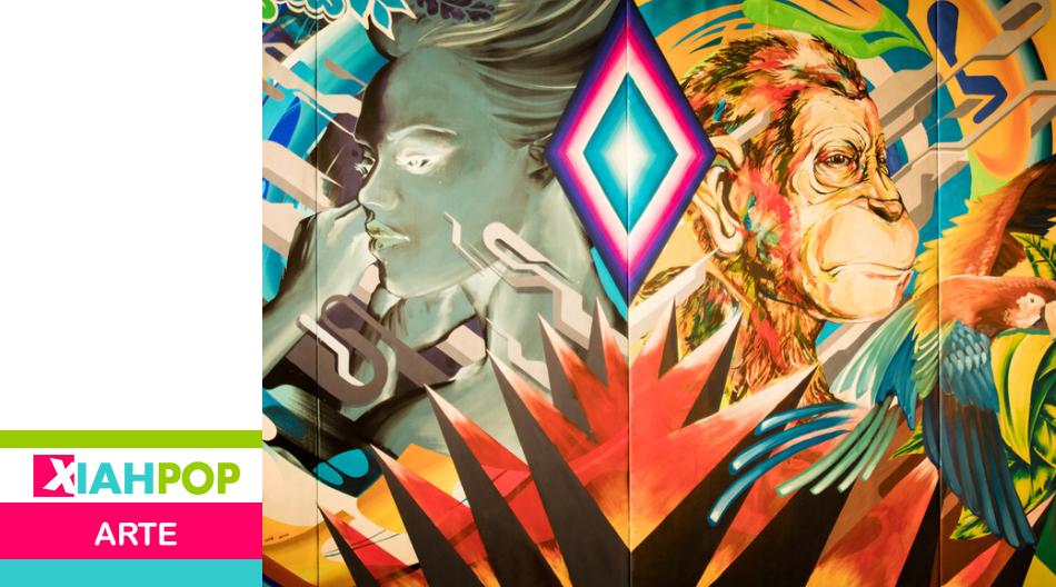Rinpa Eshidan: el espectacular arte del live painting