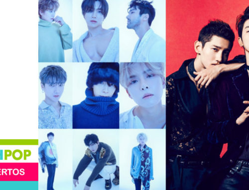 Beyond Live: conciertos online de Super Junior y TVXQ