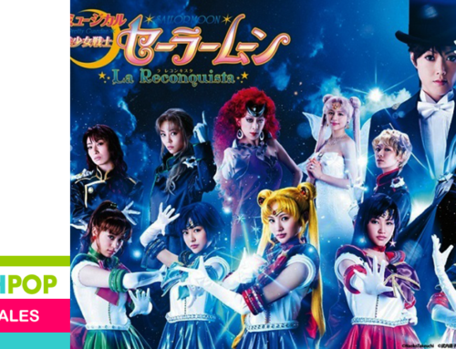 ¡Todo sobre el musical de Sailor Moon!