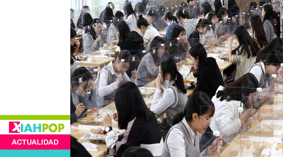 Corea del Sur y la «nueva normalidad»: el regreso de las clases