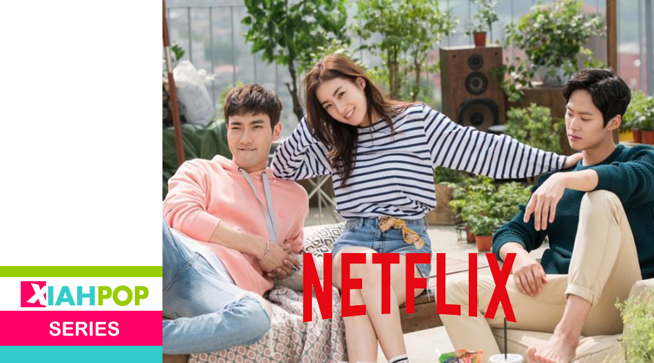 ¡Tres nuevos Kdramas disponibles en Netflix en junio!