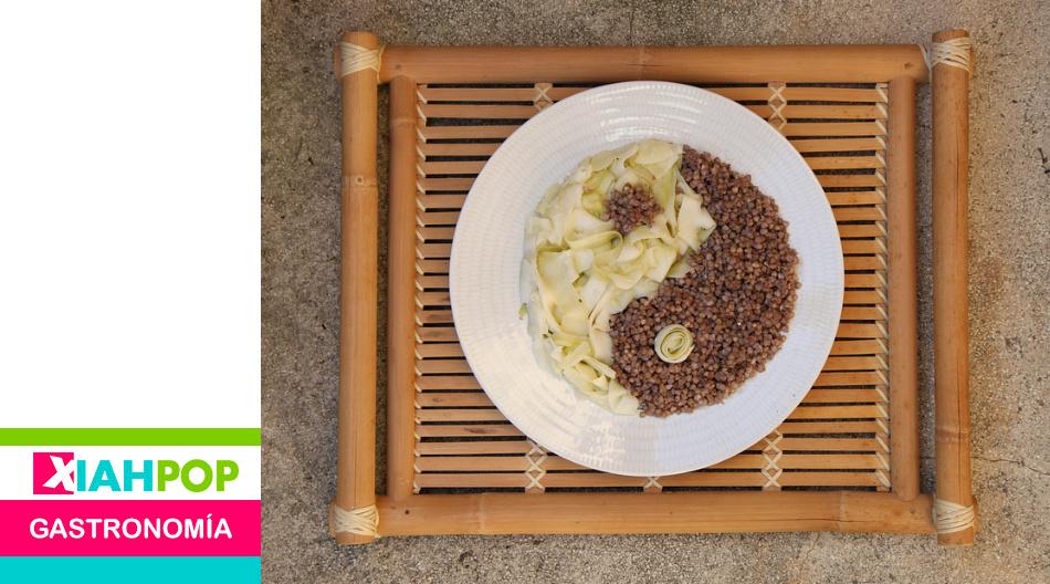Yin y Yang y la alimentación en China