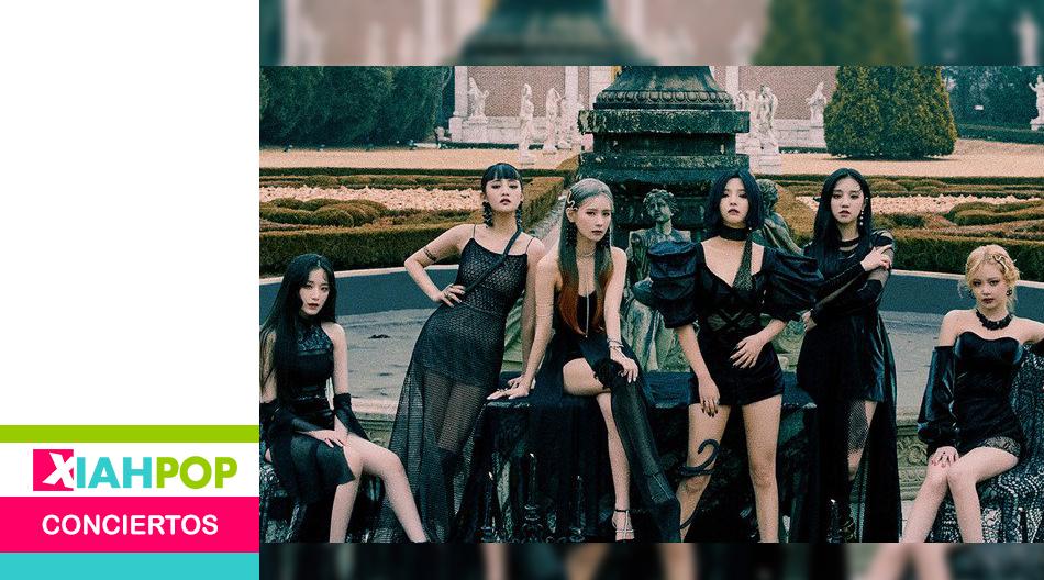 (G) I-DLE anuncia concierto online para julio