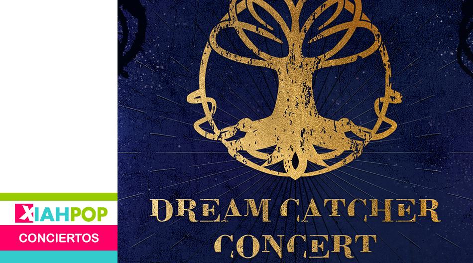 Dreamcatcher anuncia su concierto online «INTO THE NIGHT & DYSTOPIA»