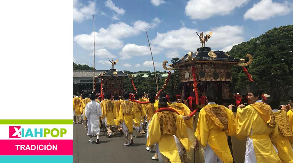 Sanno Matsuri en Tokio: el tradicional festival de verano