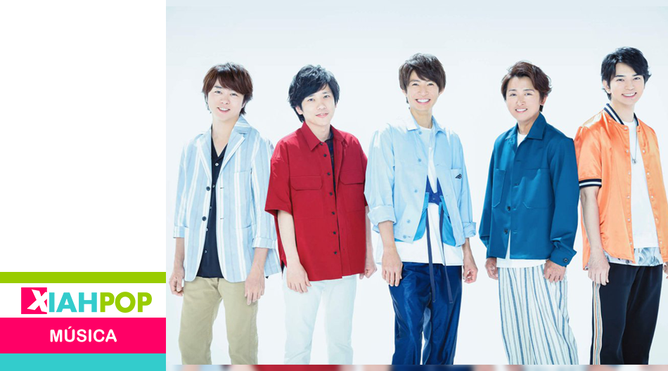 ARASHI ha anunciado sus próximos proyectos musicales