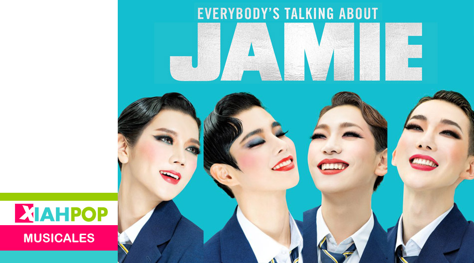 [Musical] Everybody's Talking About Jamie