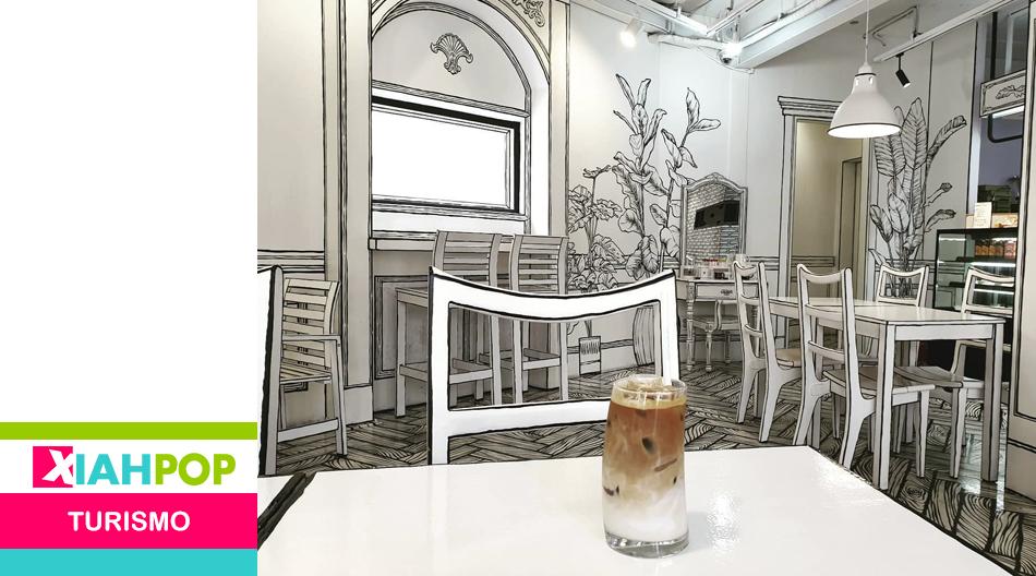Las 10 cafeterías de Seúl mas «instagrameables»